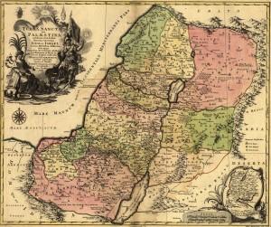 Palestine 1759